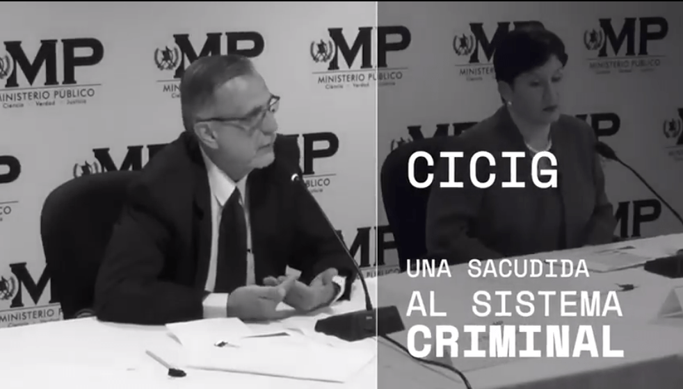 Video | Una sacudida al sistema criminal