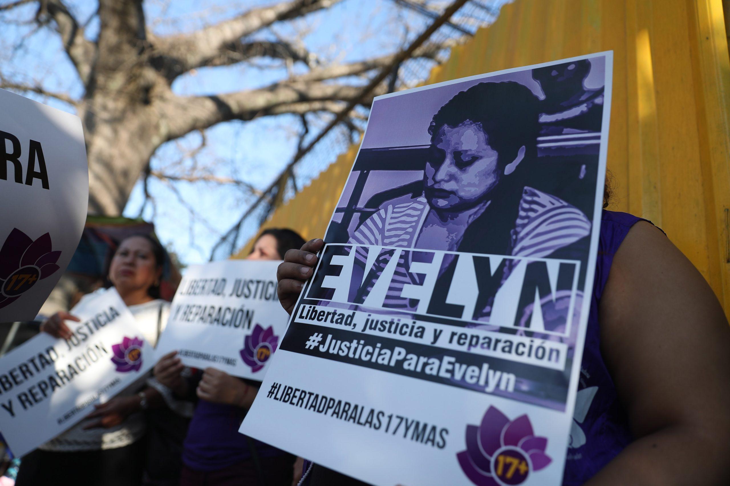 Libertad provisional para salvadoreña Evelyn Hernández, procesada por abortar