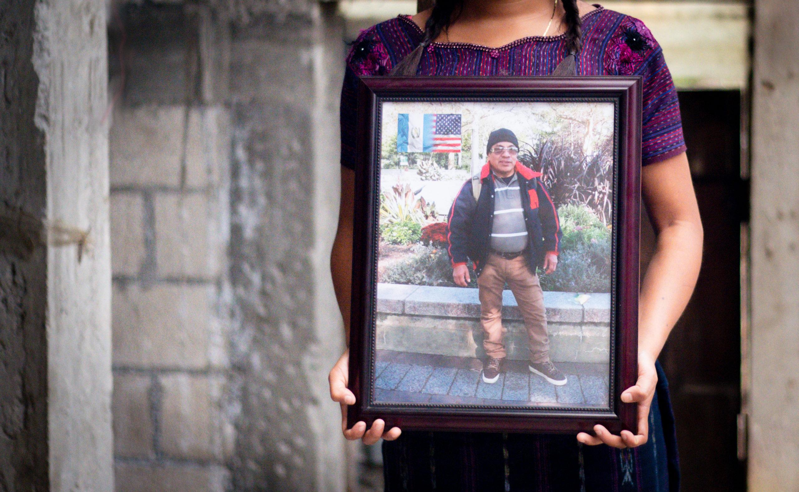 Antonio photo in frame