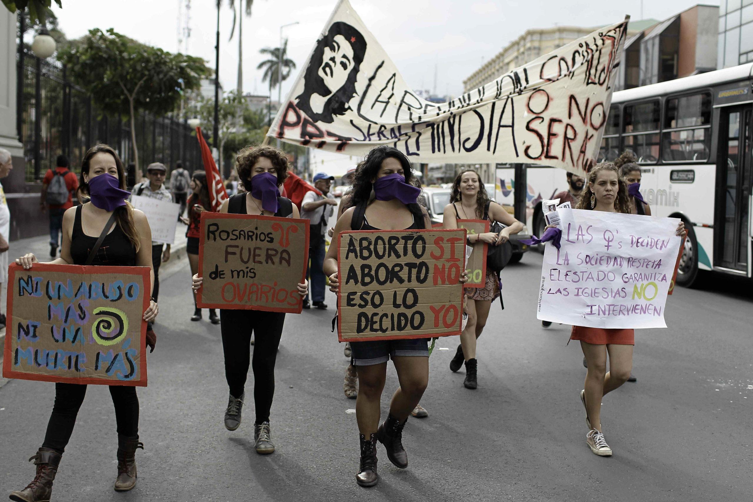 Costa Rica: La 'norma técnica' y el aborto, un servicio de salud altamente estigmatizado