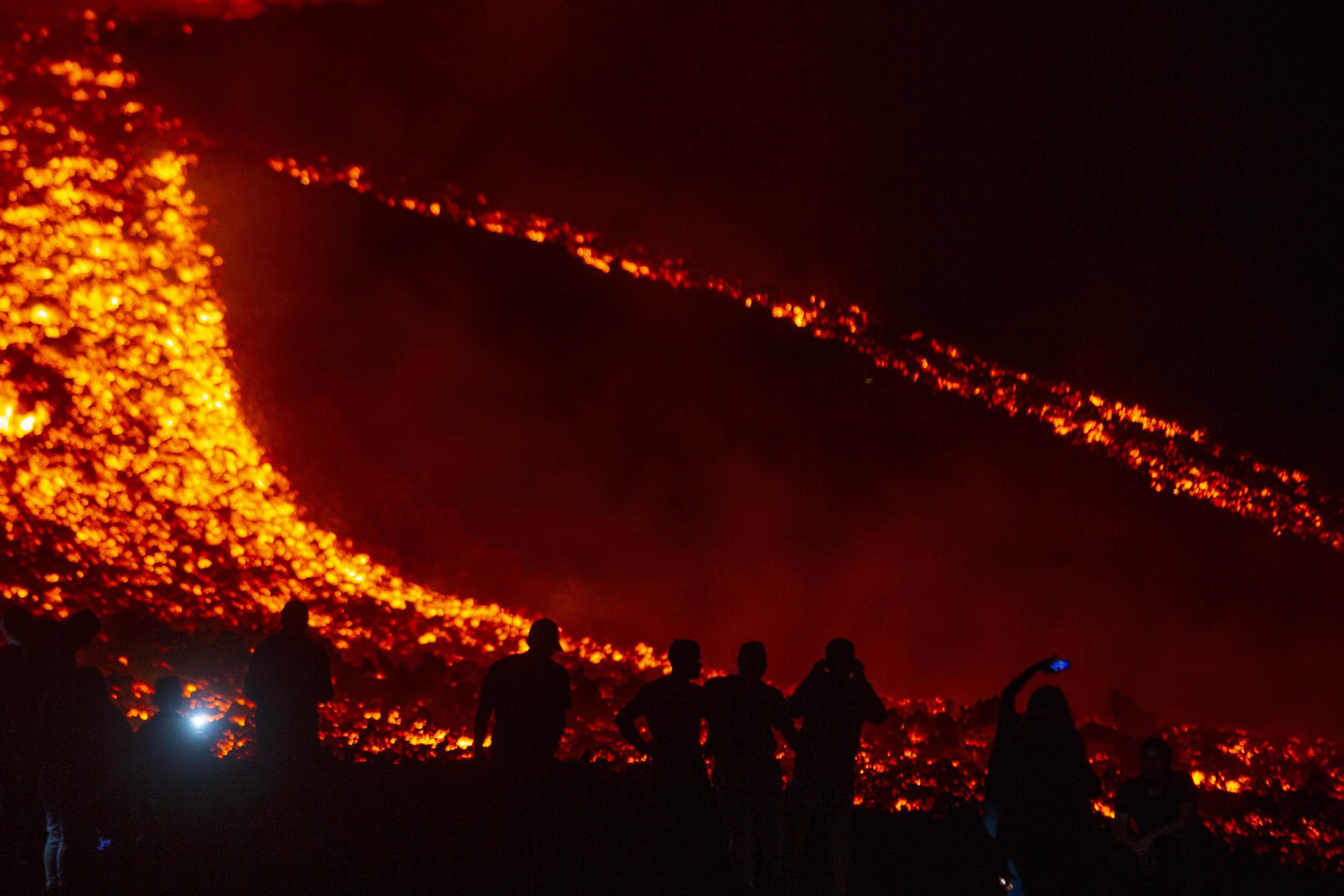 Las grietas en el turismo de fuego