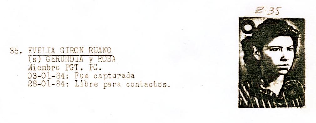 Evelia Girón Ruano
