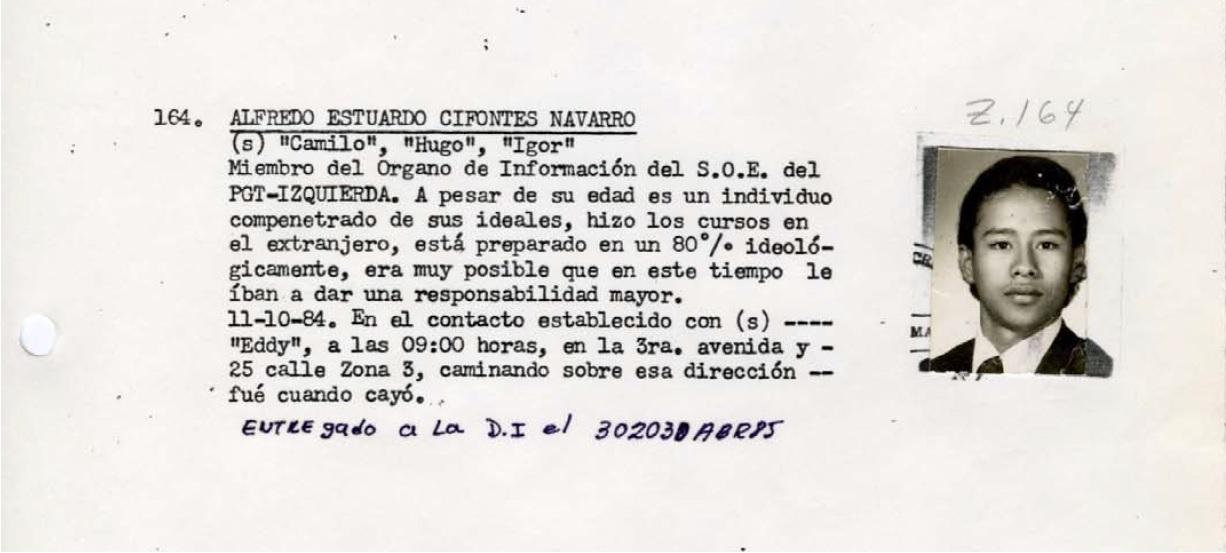 El Archivo: el escuadrón de la muerte del Estado Mayor Presidencial