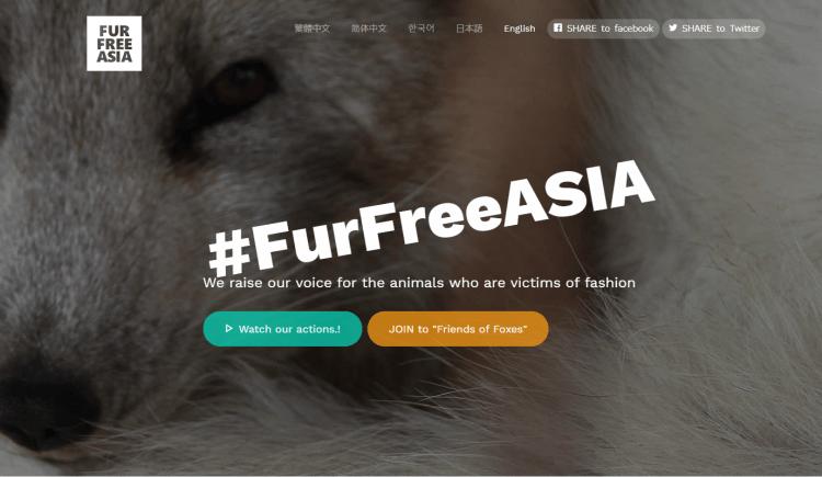 Fur Free Asia