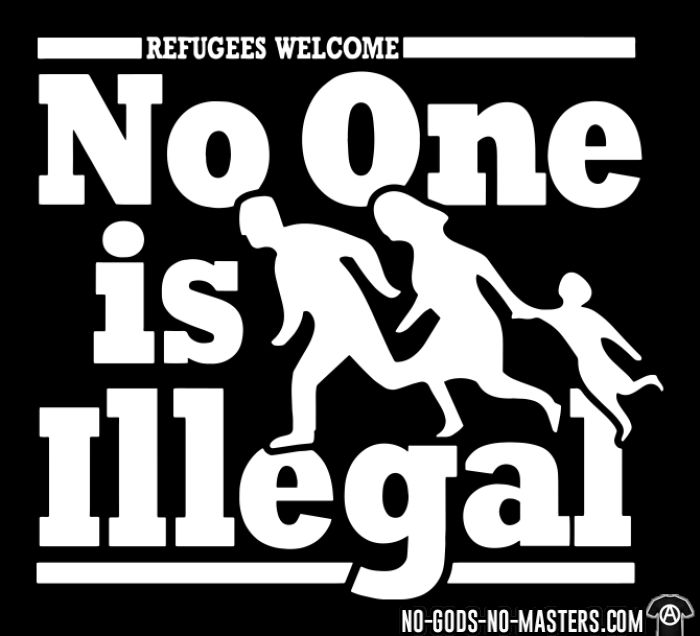refugees welcome no one