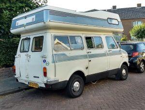 Old Timer Camper