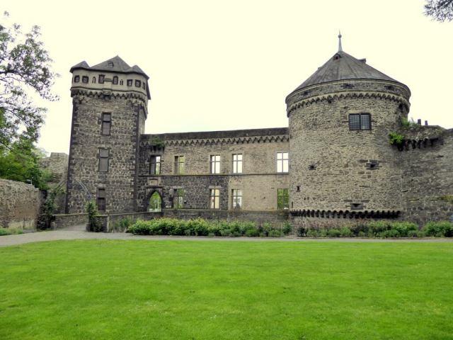 Andernach - Kasteel (12e eeuw)