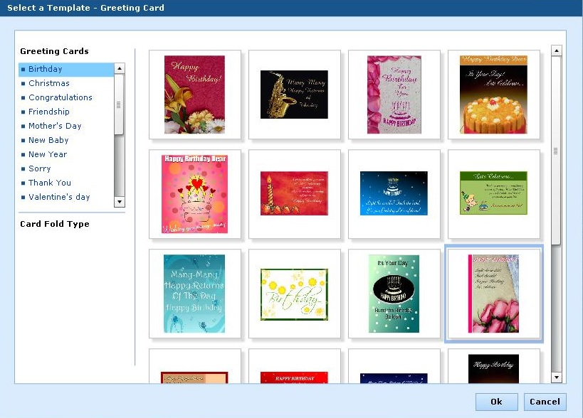 Online Greeting Card Design Software Expanding Greeting