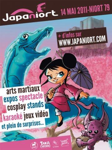 Convention manga Japaniort 2011, No-Xice© manga Nantes