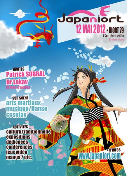 Convention manga Japaniort 2012, No-Xice© manga Nantes