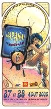 Convention manga Japanim Spirit 6 en 2005 à Lorient, équipe No-Xice©