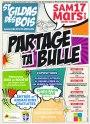 Partage ta Bulle 2018 festival BD No-Xice©