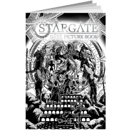 Stargate Data Picture Book No-Xice©