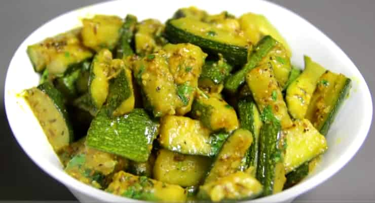 Delicious Indian zucchini Recipes