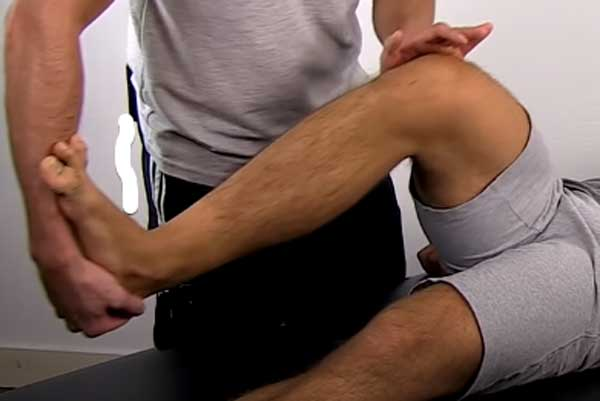 McMurray Test as like anterior drawer test
