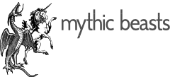 Mythic Beasts' logo