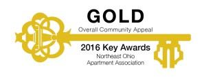 Key logos - gold 2016