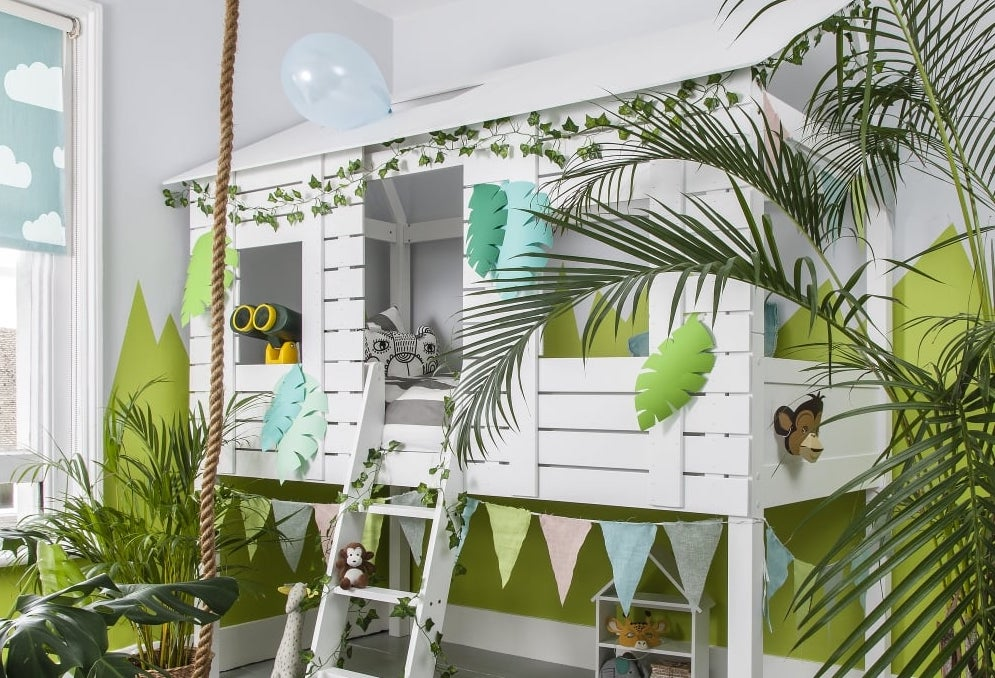 Creating A Jungle Themed Bedroom Noa Nani