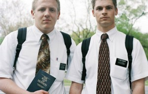 what to do when mormons are at your door