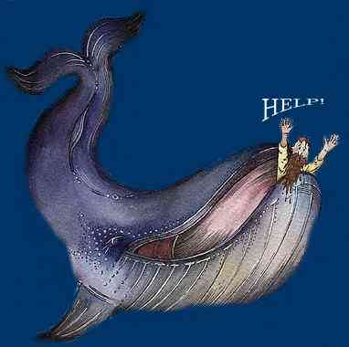 jonah and the whale validity of the bible