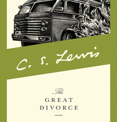 the great divorce cs lewis cover afterlife life after death