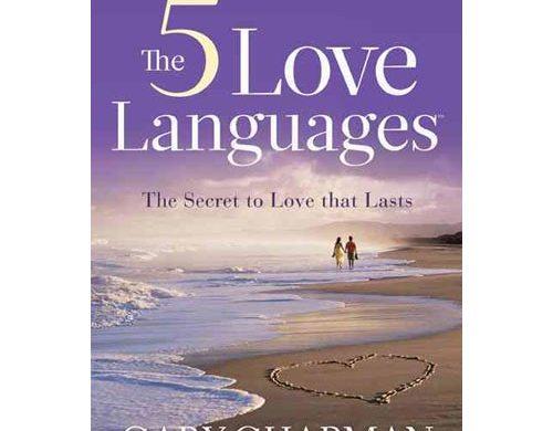 Gary Chapman 5 Love Languages