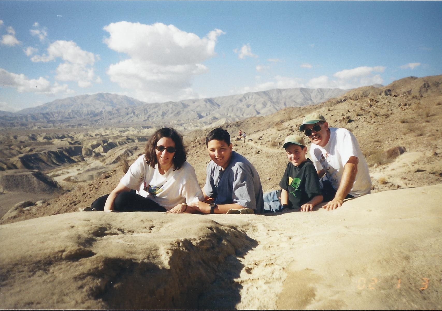 1996 Anza Borrego State Park