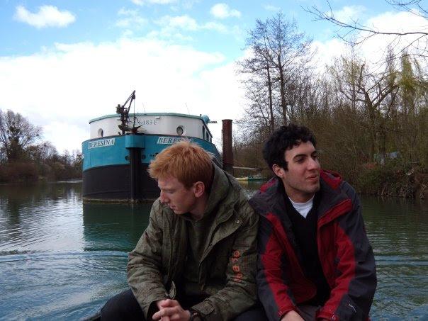 2009 02 Noah sur la barque