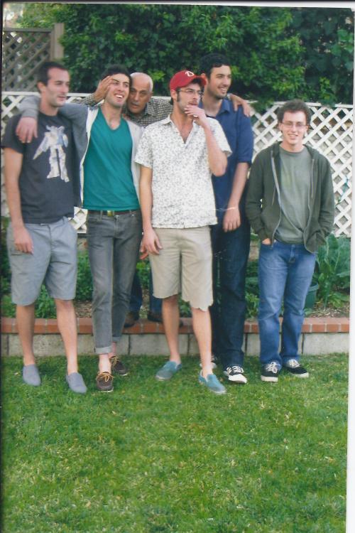 Noah - w tall cousins