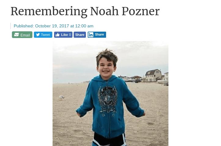 Noah Pozner