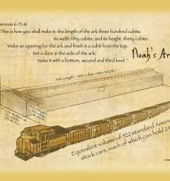 noah s ark size [ 1200 x 772 Pixel ]