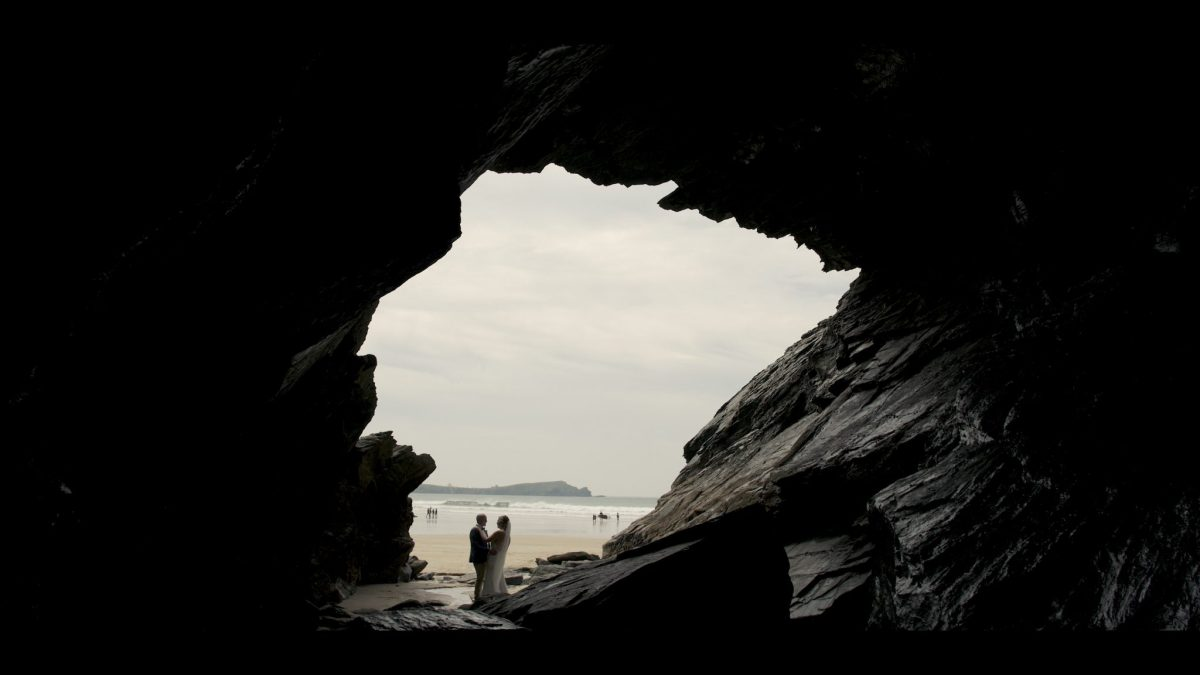Beach Wedding Cornwall – Wedding Video & Photography