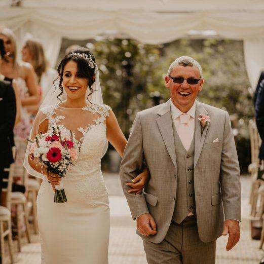 Pentillie Castle Wedding