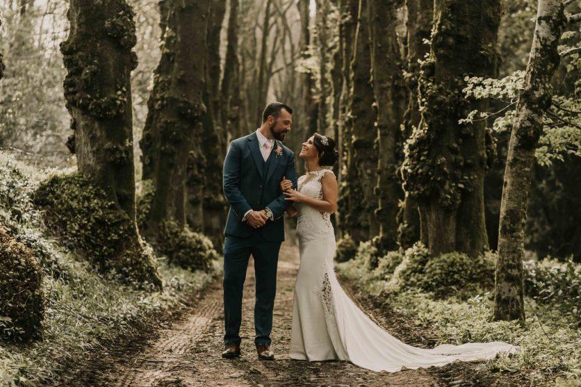 Pentillie Castle Wedding Photography