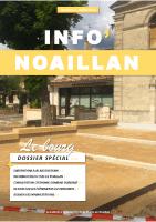 Info Noaillan N°3