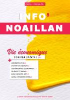 Info Noaillan N°6