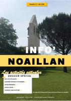 Info Noaillan N°11