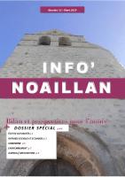 Info Noaillan – n°13