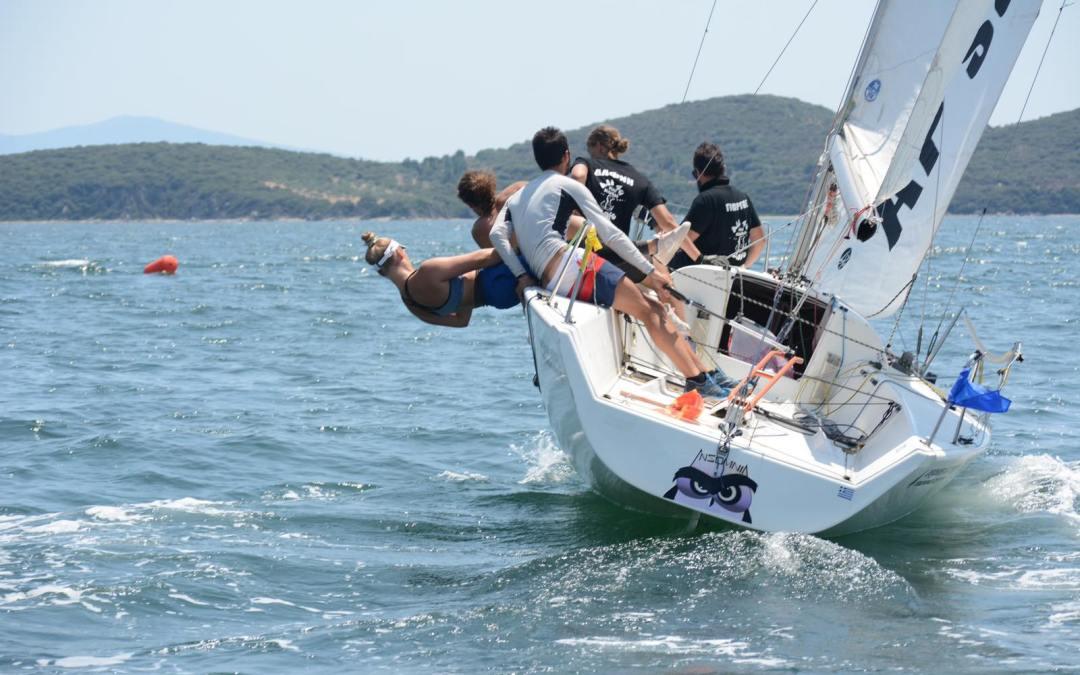 North Aegean Match Race Tour