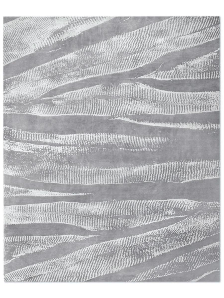 Ebu in Silver, 8 ft. x 10 ft.