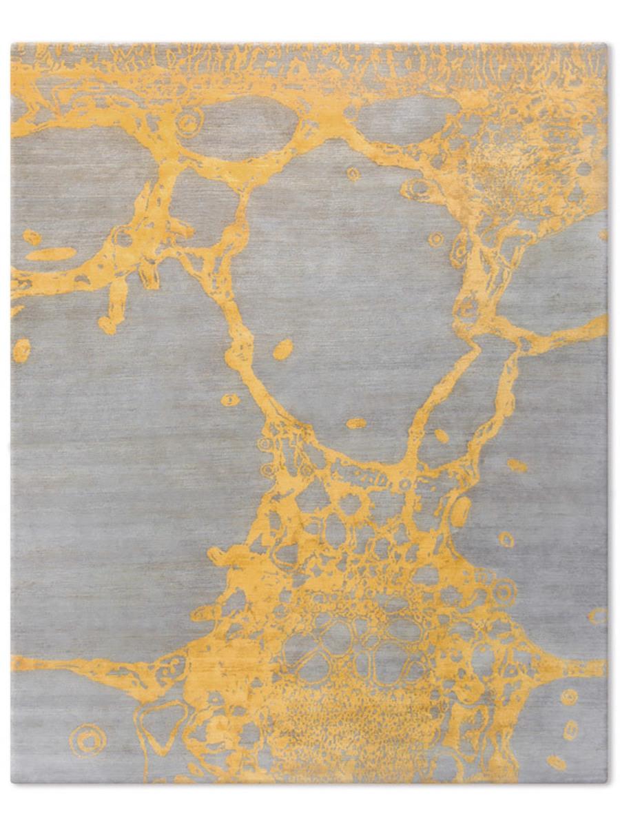 Eden in Gold, 9 ft. x 12 ft.