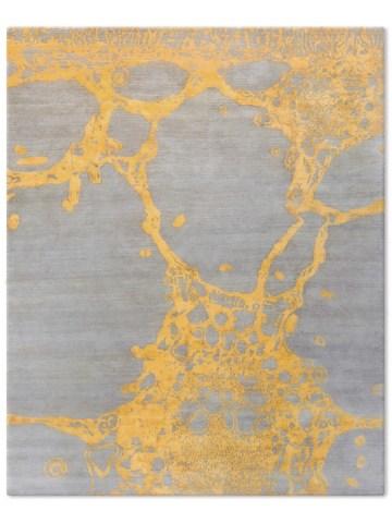 Eden in Gold, 8 ft. x 10 ft.