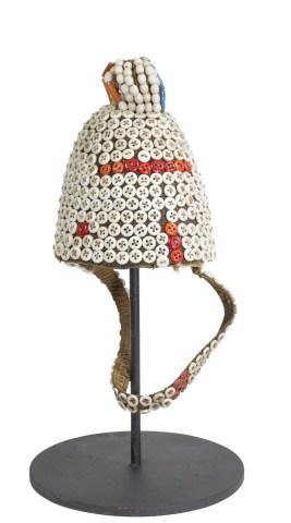 Old and rare Lega's Bwani society Hat.
