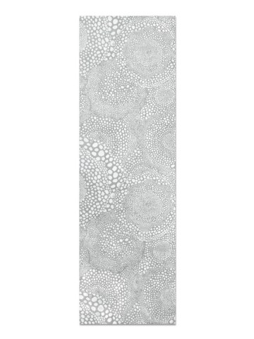 Utamaro in Mascarpone, 3 ft. x 10 ft.