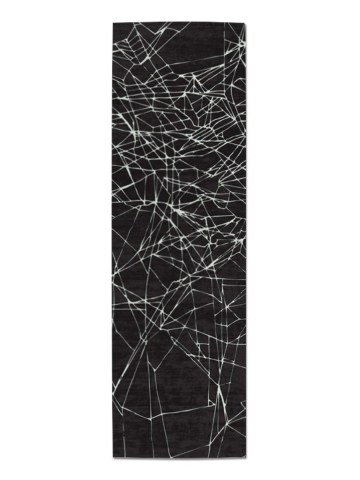 Tremore in Midnight, 3 ft. x 10 ft.