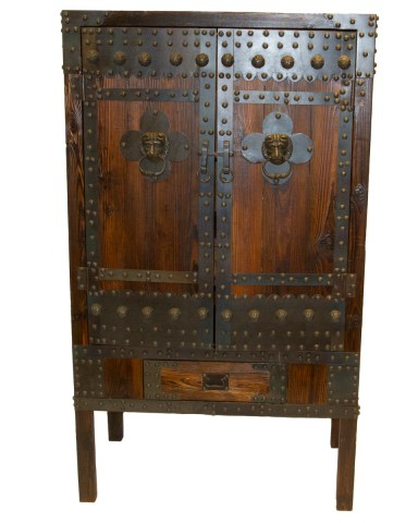 Hebei Cabinet | China | Early 1900's