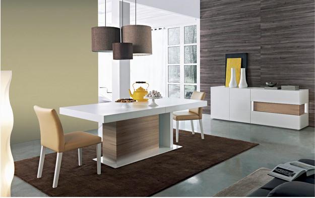 Mesa de la ser e ergonom a de cardoso leal nobel muebles - Leal decoracion ...