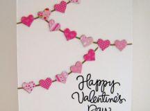18 Lovely Diy Valentine's Day Card Ideas - Style Motivation