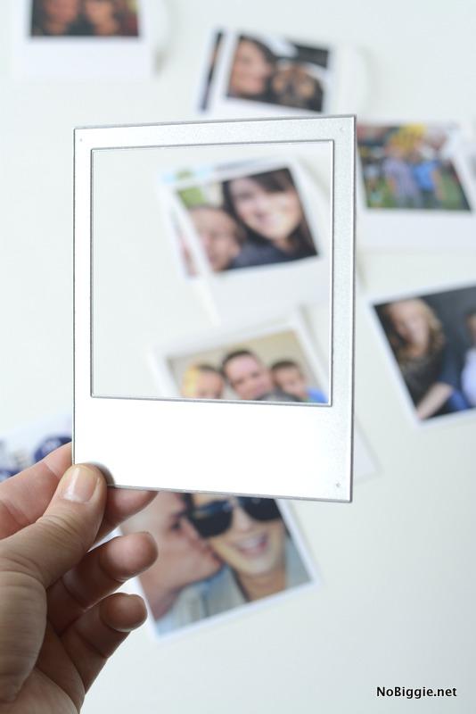 polaroid cutting die | NoBiggie.net
