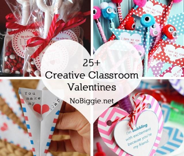 Creative Classroom Valentine Ideas Nobiggie Net
